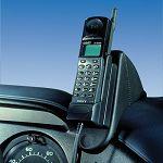 Kuda Telefon Konsole Kunstleder DAF 95 XF Bj 09/2002 -