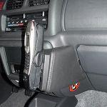 Kuda Telefon Konsole Echtleder Suzuki Jimny Bj 12/2001 - 03/2005