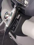Kuda Telefon Konsole Farbleder Nissan Almera-Tino (V10) Bj 03/2000 - 03/2003