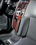 Kuda Telefon Konsole Echtleder Toyota Avensis Bj 1997 - 06/2000
