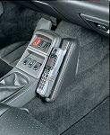 Kuda Telefon Konsole Kunstleder Porsche 911 Carrera 2-4-964+ Bj - 1993