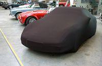 CAR CAPPY Indoor-Garage für Kia Shuma Bj.von 1997 bis 2004 Farbe Schwarz ohne Keder