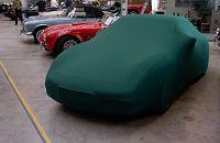 CAR CAPPY Indoor-Garage für Kia Shuma Bj.von 1997 bis 2004 Farbe Grün ohne Keder
