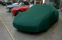 CAR CAPPY Indoor-Garage für Kia Shuma Bj.von 1997 bis 2004 Farbe Grün mit Keder