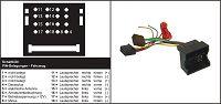 Autoradio Adapter - Mercedes A-Klasse